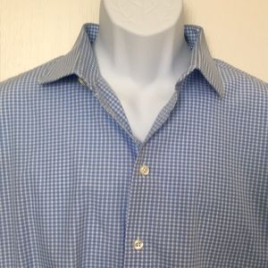 Unlisted by Kenneth Cole Shirt Worn Once (Large)